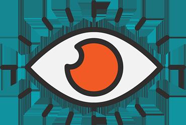 animation  درباره ایده هوشمند eye