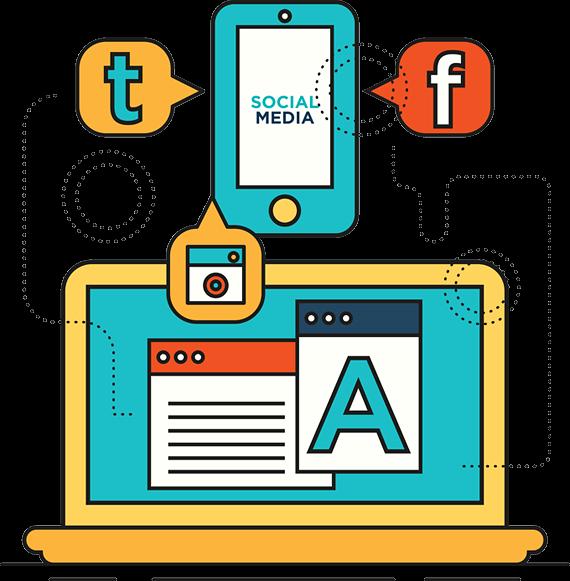 img  بازاریابی بر روی شبکه های اجتماعی social photo